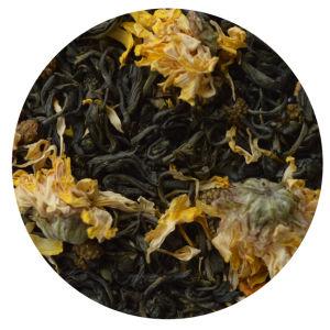 Original Leaf Green Tea with Chrysanthemum Flower