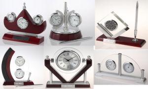 Skeleton Desk Clock K8052 pictures & photos