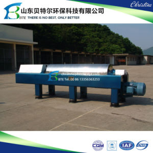 Drilling Fluid Field Application Centrifugal Decanter, Solid-Liquid Separation Centrifuge pictures & photos