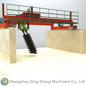 Double- Auger Fertilizer Turner