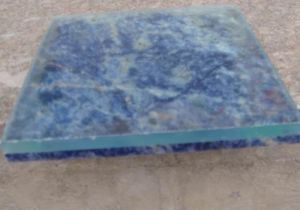 Marble Laminated with Glass (RH015)