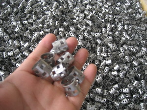 China Metal Pall Ring Ss304 Ss316 Ss316l Ss410 S304l