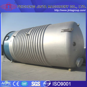 316L Stainless Steel Reactor with Half Pipe pictures & photos