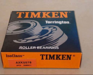Timken Distributor in China Thrust Needle Roller Bearing Axk5578 pictures & photos