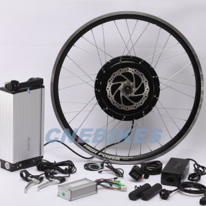48V 1000W LCD Ebike Kit with 48V 20ah Lithium Battery pictures & photos