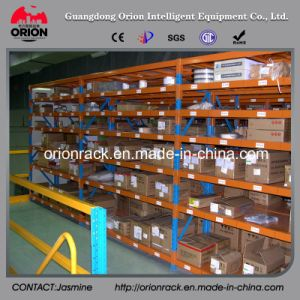 Warehouse Heavy Duty Rack with Mezzanine Floor Racking