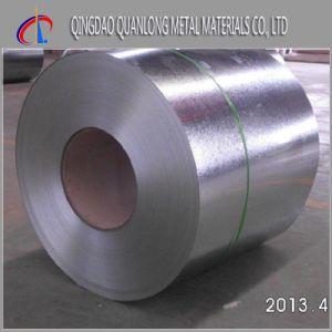 Half Hard Hot Dipped Galvanized Steel Coil pictures & photos