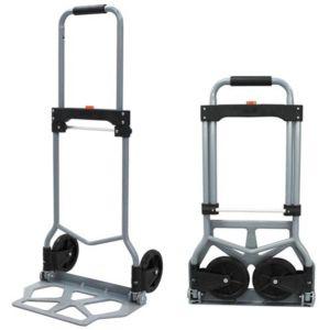 Metal Folding Luggage Hand Trolley