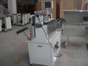 Adhesive Tape Release Paper Cutter Machine (CQ-360) pictures & photos