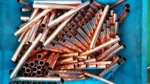 Copper Spun Filter Drier for Refrigeration Part pictures & photos