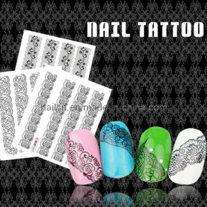 Nail Sticker, 3D Nail Sticker, Nail Tattoo pictures & photos