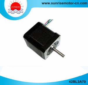 42bl3a70-36 NEMA17 36VDC 64W 0.2n. M Brushless DC Motor pictures & photos