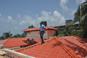 Slate Roof Tiles pictures & photos