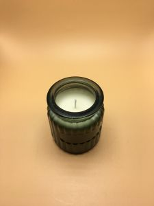 New Arrival White Scented Candle in Glass Jar pictures & photos