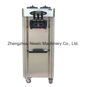 25L/H Vertical Mcdonald′s Soft Ice Cream Machine for Sale pictures & photos
