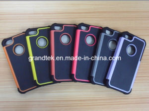 2-in-1 Hybrid Hard Combo Case for iPhone 5, for iPhone5 Hard Case pictures & photos