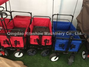 Folding Trolley with Brake pictures & photos