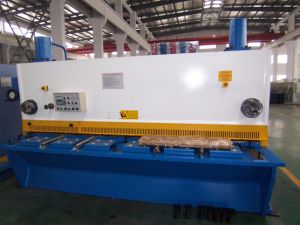 Hydraulic Shearing Machine (QC11Y) pictures & photos