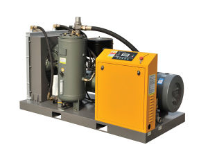 Frameless Electric Drive Screw Compressor Gdl55