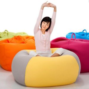 Outdoor and Indoor Beanbag Sofa (TYD-019)