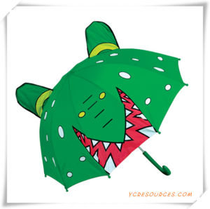 17 Inch Cartoon Shaped Children Umbrella for Promotion pictures & photos