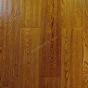 High Quality Oak Wood Flooring Multilayer Engineered Wood Flooring pictures & photos