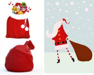Christmas Gift Bag (GY-017)