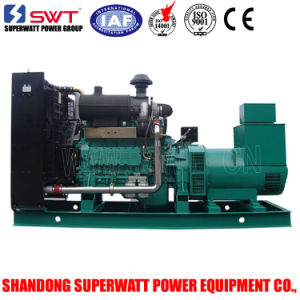 Generator Standby Power 69kw/87kVA Yuchai Engine Diesel Generator Set