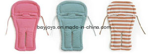 100% Cotton Fabric Reversible Stroller Seat Liner