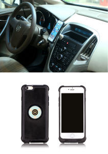 Wireless Car Charger Holder Portable Mobile Charging Case for iPhone pictures & photos