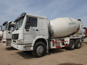 2017 China HOWO 8m3 Concrete Mixer Truck pictures & photos