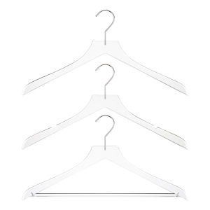 Clear Acrylic Clothes Hangers pictures & photos