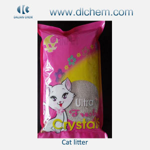 Dust -Free Clumping Rregular Shape Bentonite Cat Litter #23 pictures & photos