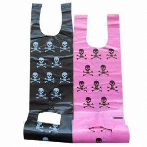Printed Pet Bags on Roll