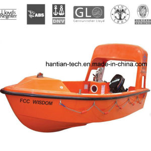 CCS Fiberglass Water Boat for Lifesaving and Rescue (HT-R45) pictures & photos