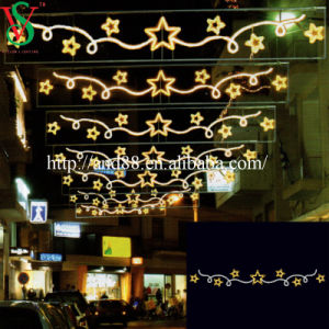 Christmas LED Star Street Motif Decoration Light pictures & photos