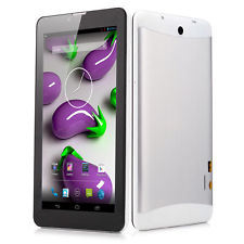7 Inch Android Tablet Mtk Dual SIM Card Mini Laptop
