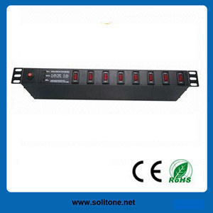 Individual Switch Control PDU, 19-Inch Network Cabinet Size 2u, pictures & photos