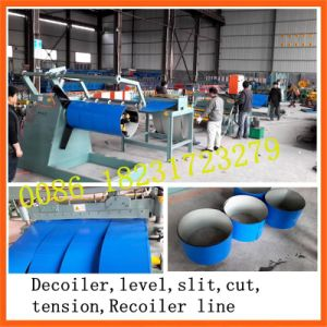 1250mm*0.8mm Metal Sheet Slitting and Rewinding Machine pictures & photos