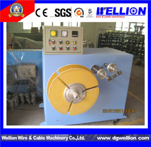 Stable Power Cable Semi Auto Coiling Machine pictures & photos