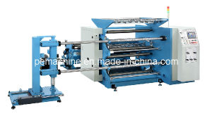 500m/Min High Speed Automatic PLC Controlled Slitting and Rewinding Machine (BTM-D1300) pictures & photos