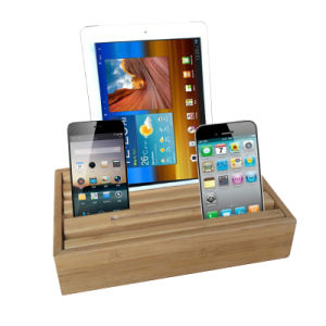 Universal Multi Cord Organizer 5-Device Charging Station pictures & photos