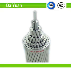 DIN Overhead Aluminium Conductor Steel Reinforced Conductor Cable ACSR pictures & photos