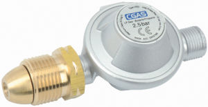 LPG Euro High Pressure Gas Regulator (H30G07B2.5) pictures & photos