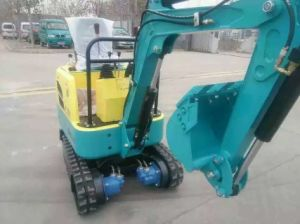 China Low Price Mini Excavator Xn08 with High Quality for Sale pictures & photos