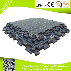 Gyms Rubber Floor Mat Outdoor Playground Rubber Mats pictures & photos
