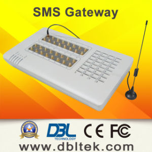 DBL32 Ports SMS Gateway for Free Call Termination pictures & photos