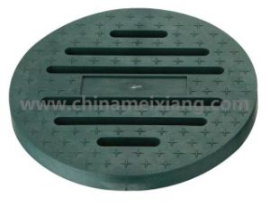 Plastic Round Drain Well Cover (MX9305) pictures & photos