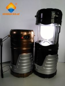Hot Sale Solar Camping Lamp (KS-SL002) pictures & photos
