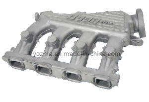 High Quality Sand Casting Exhaust Manifold